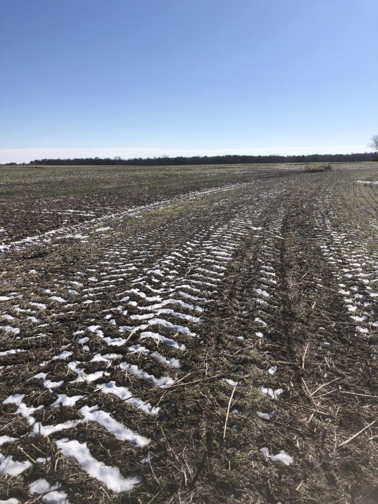 Sold, 4.3% ROI, 127.6 Acres Knox County